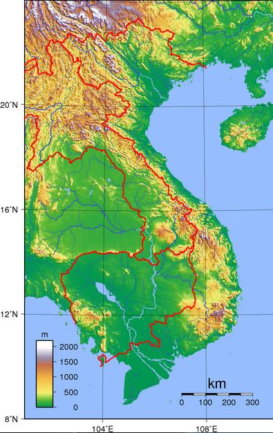 Hình ảnh này không có thuộc tính alt; tên tập tin này là topographic-map-of-vietnam.-created-with-gmt-from-publicly-released-globe-data.jpg